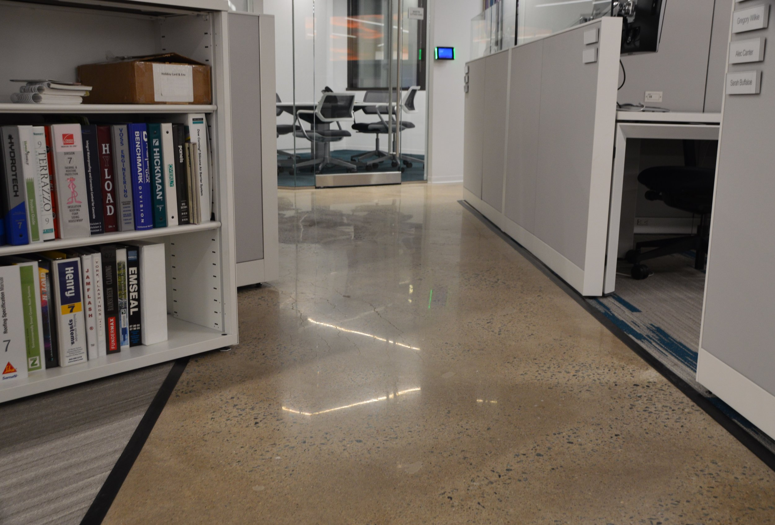 WSP - Polished Concrete