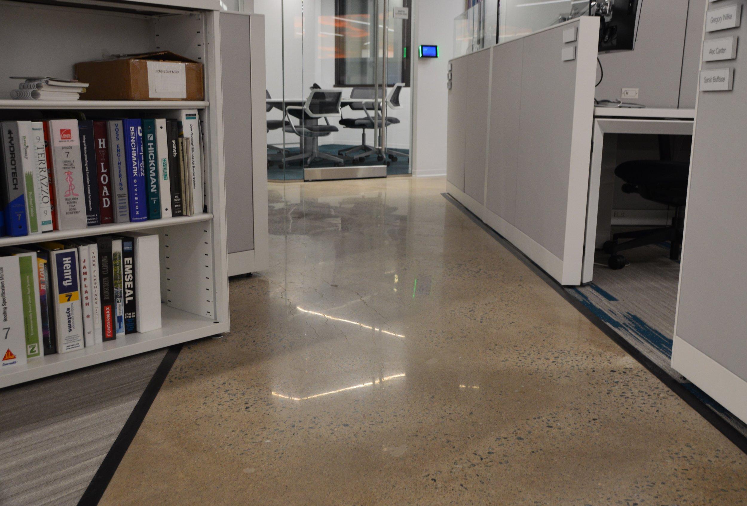 WSP - Polished Concrete
