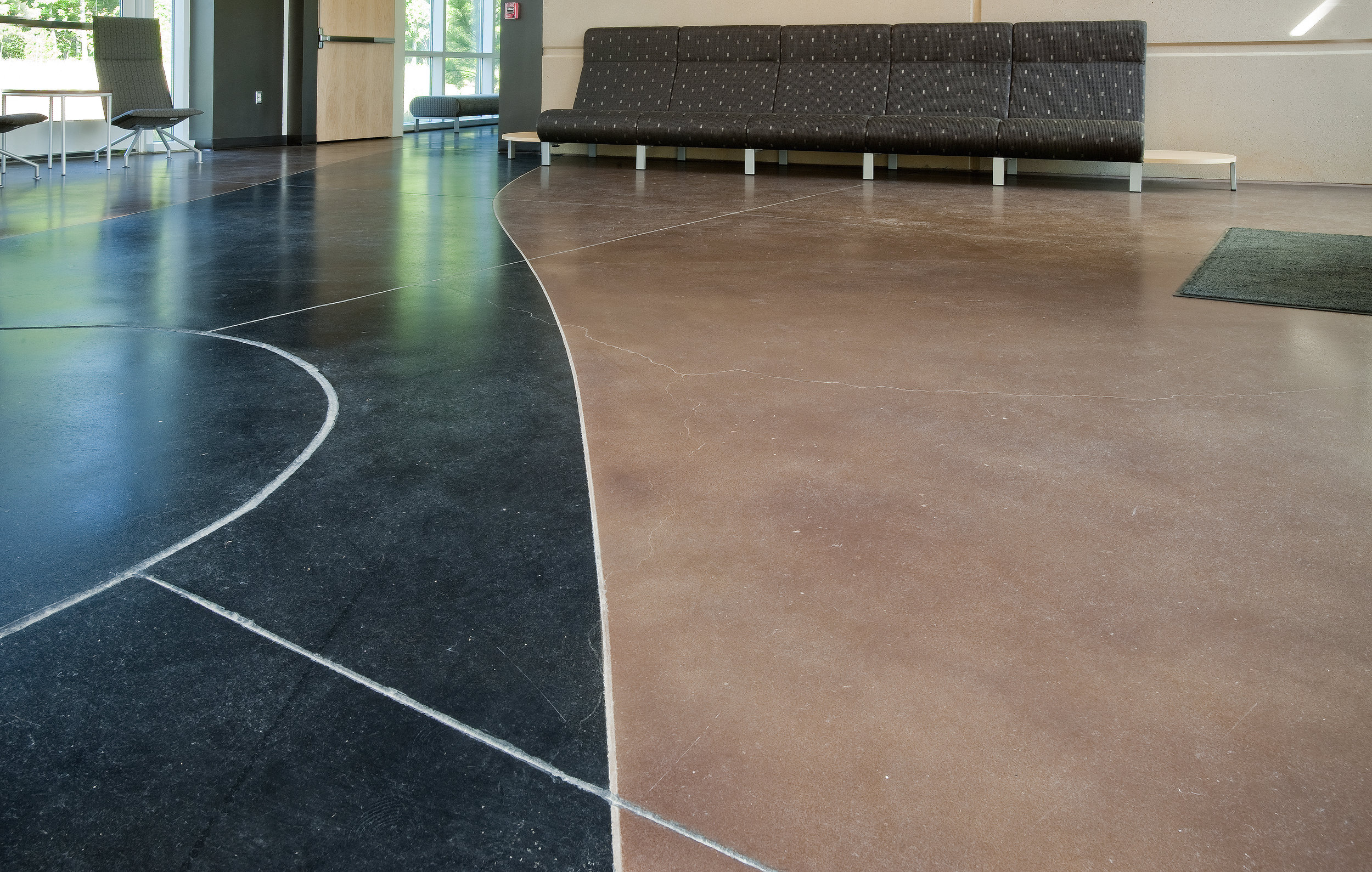 southern md electric cooperative - Stained & Sealed Concrete