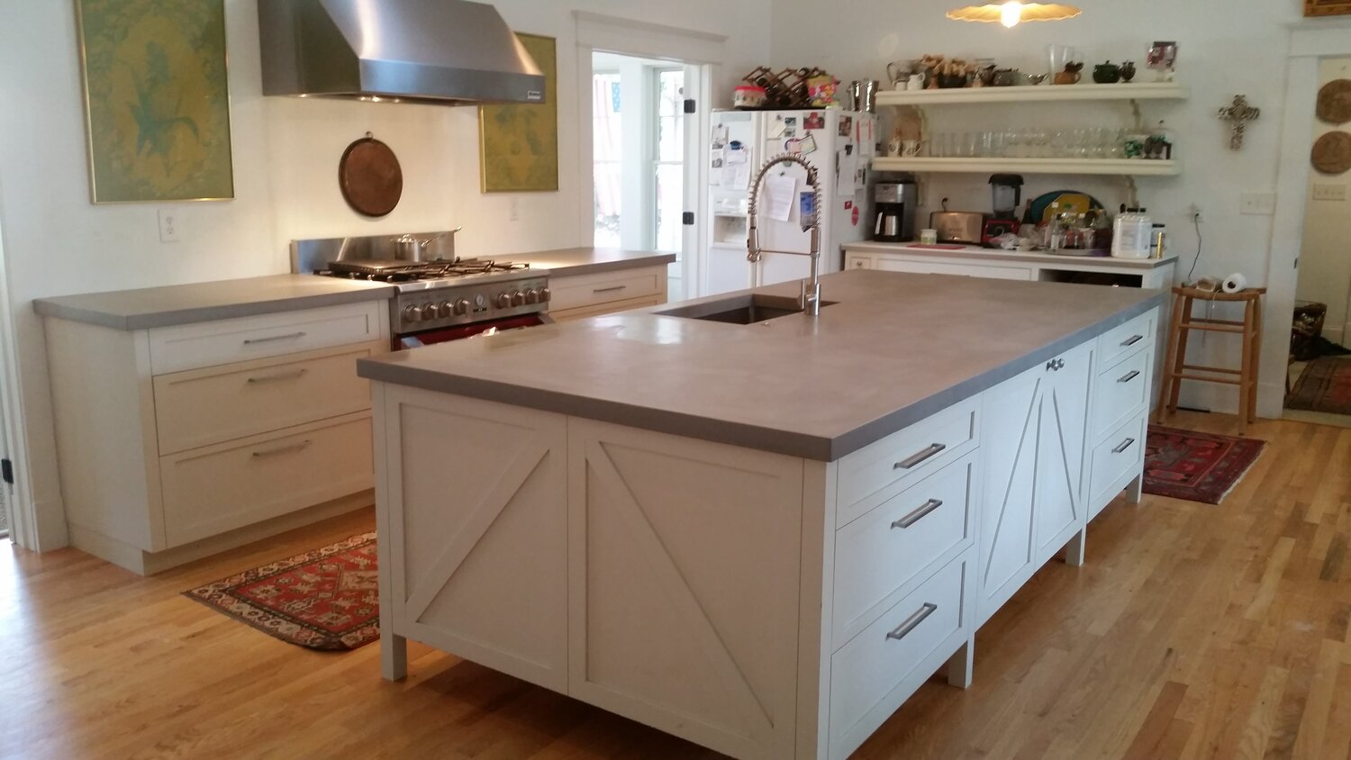 Concrete Countertops