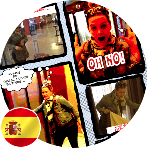 SPAIN (Malaga)    Visual narrative