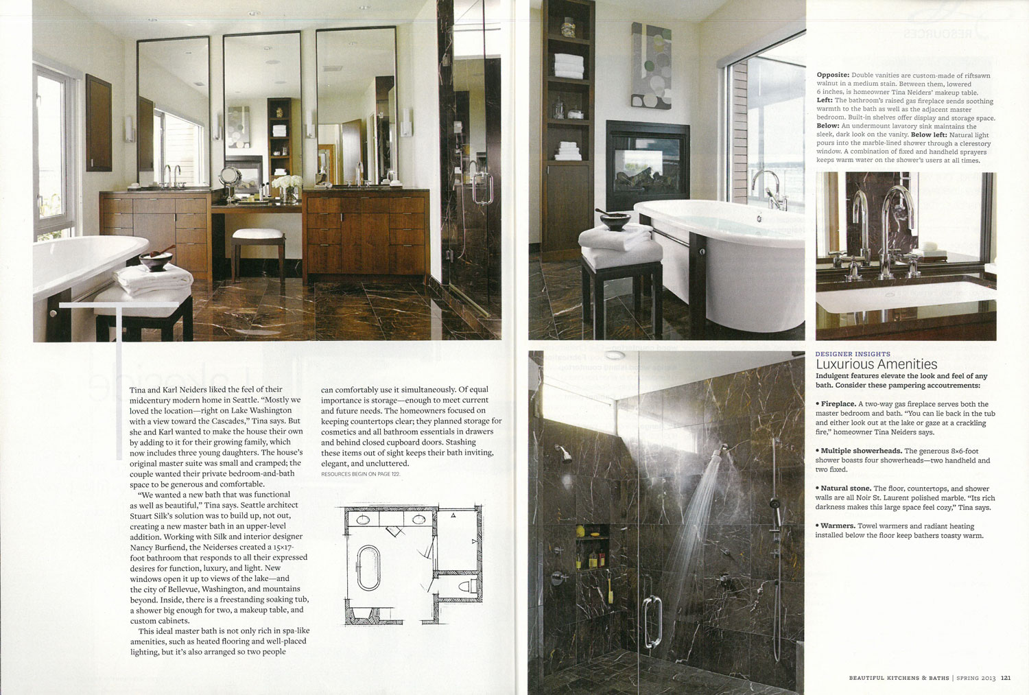 BEAUTIFUL KITCHENS & BATHS SPRING 2013 - NB DESIGN GROUP ...