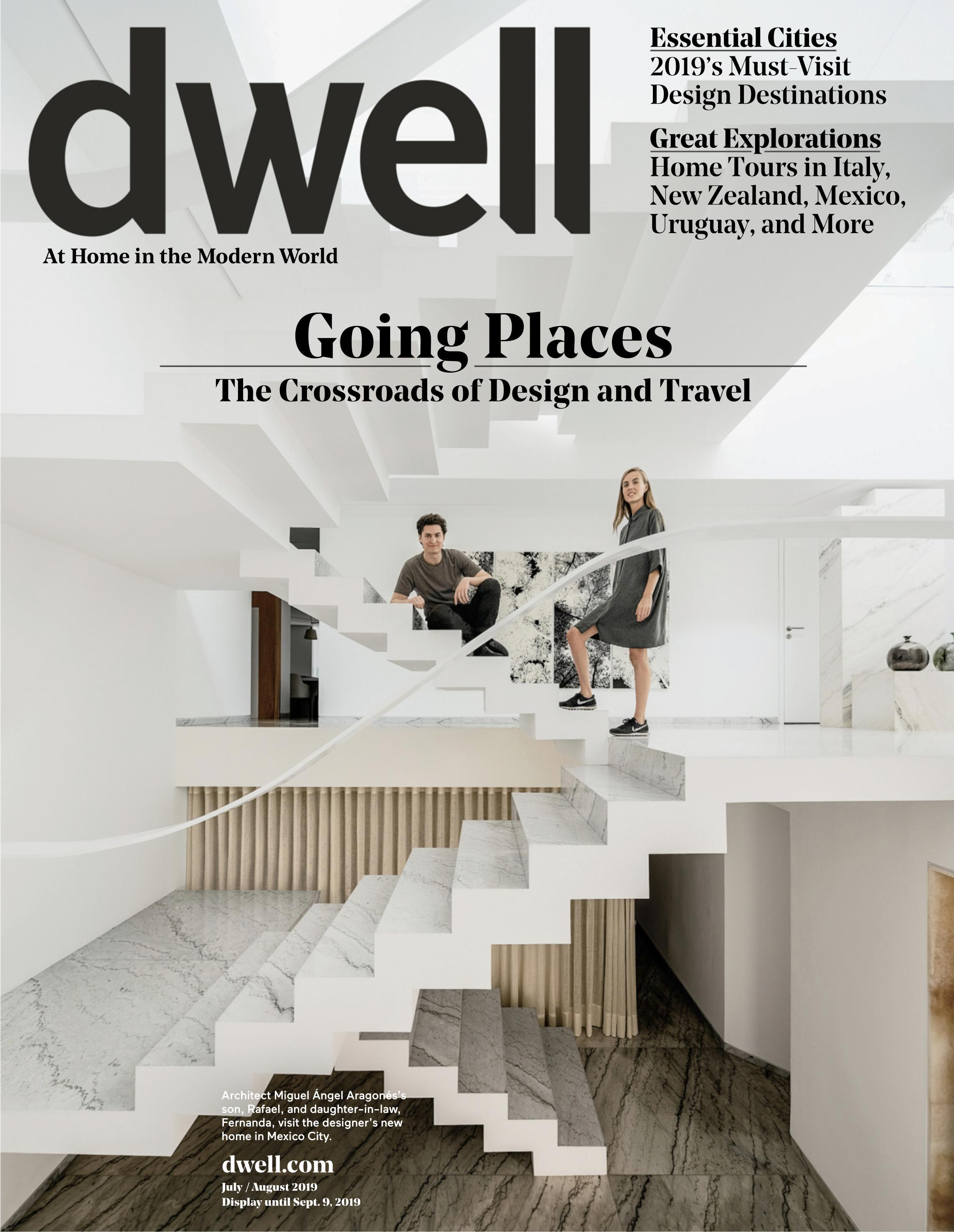 Dwell July/August 2019