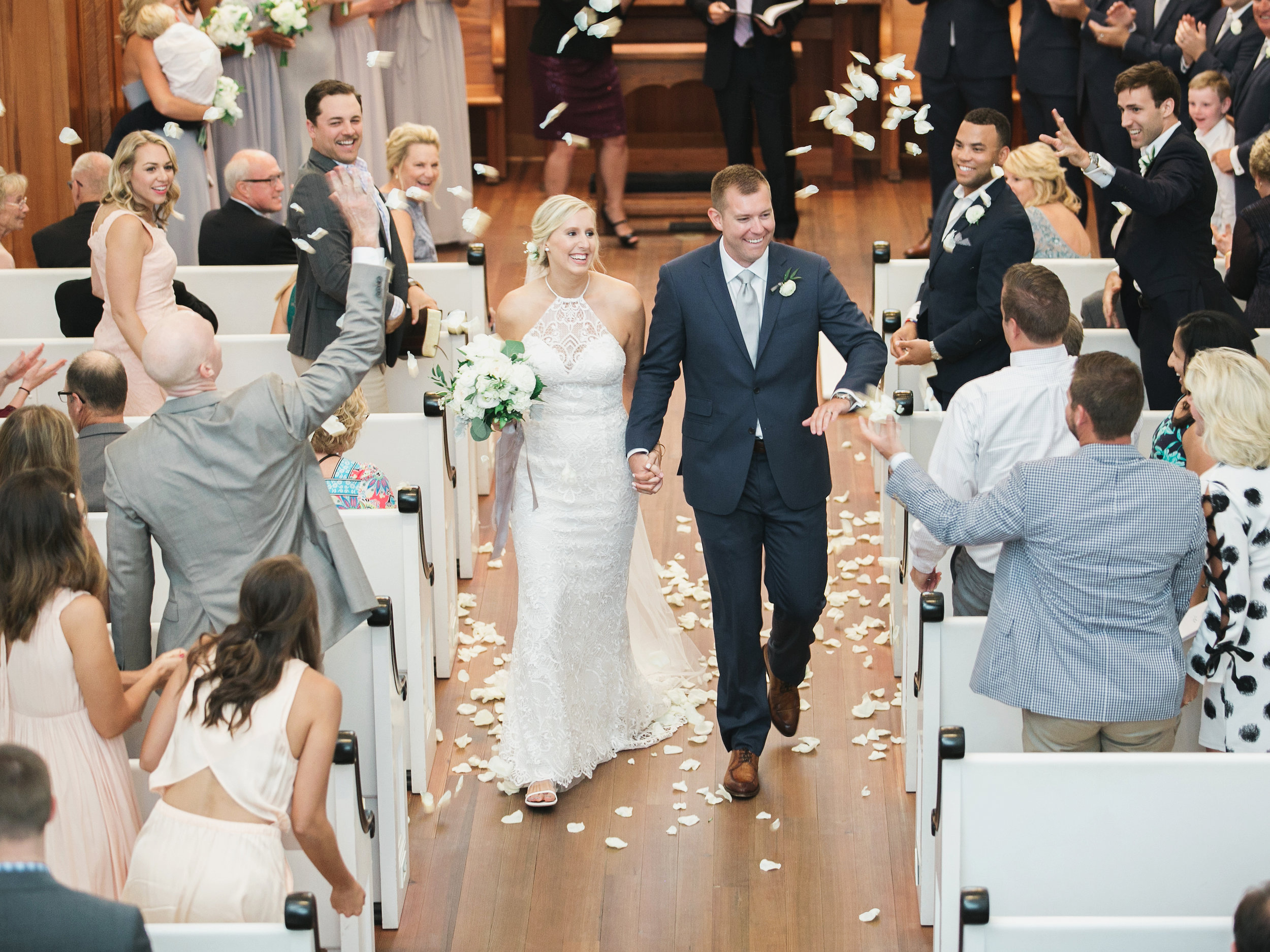 Seaside Chapel Wedding in Seaside, Florida