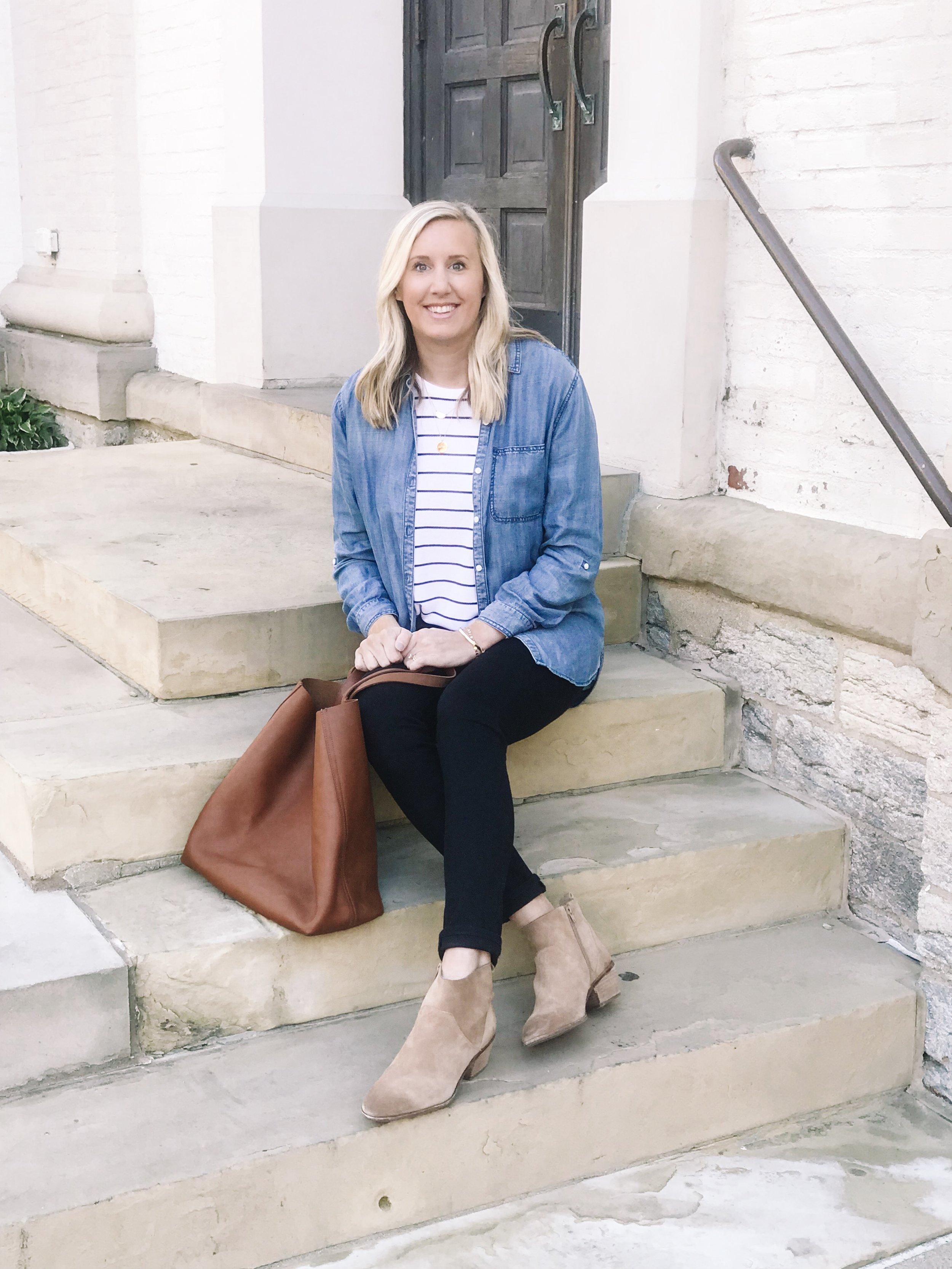 Fall Capsule Wardrobe — 15 Basics You Need in Your Closet