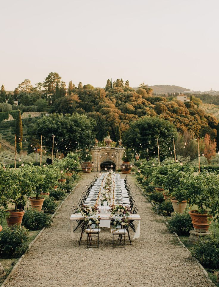 Image from Green Wedding Shoes - Location: Tuscany