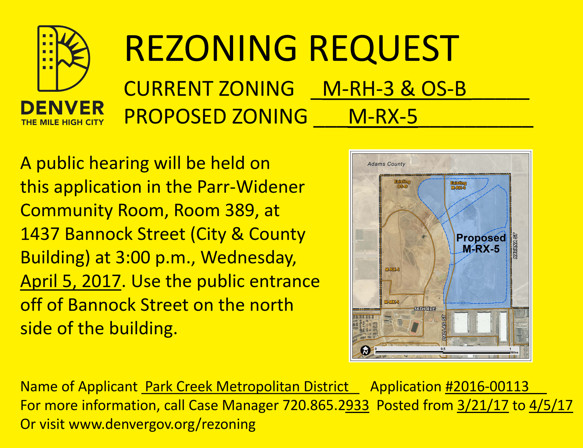 City of Denver Rezoning M-RX-5.png