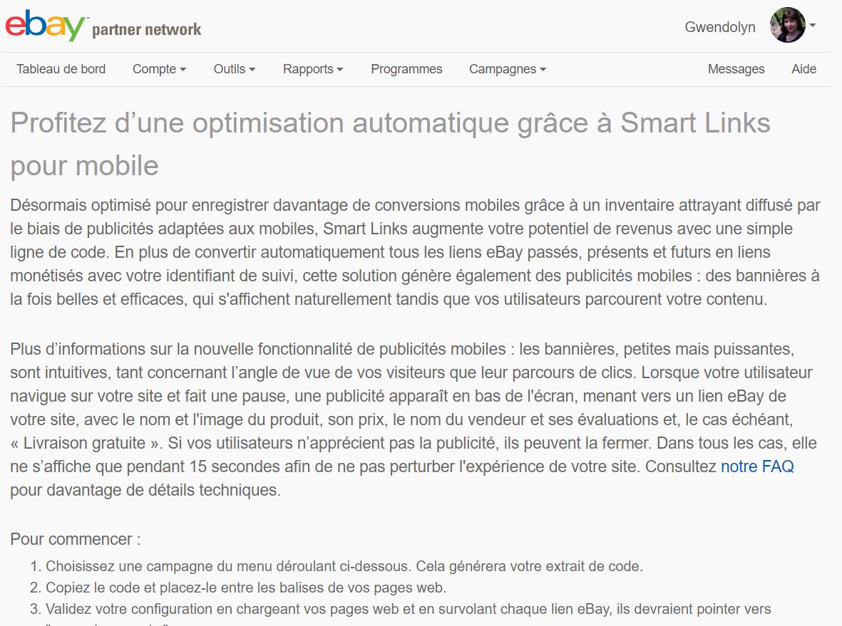 Smart Links