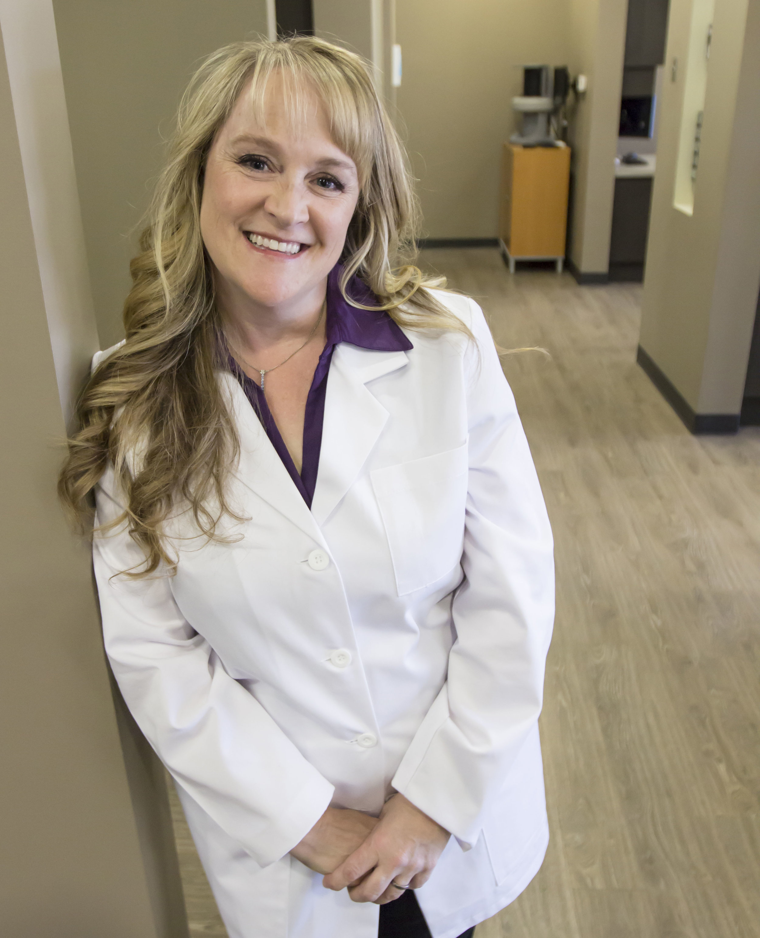 Meet Dr. Rebecca Temp at Mountain View Family Dental in Mesa, AZ.