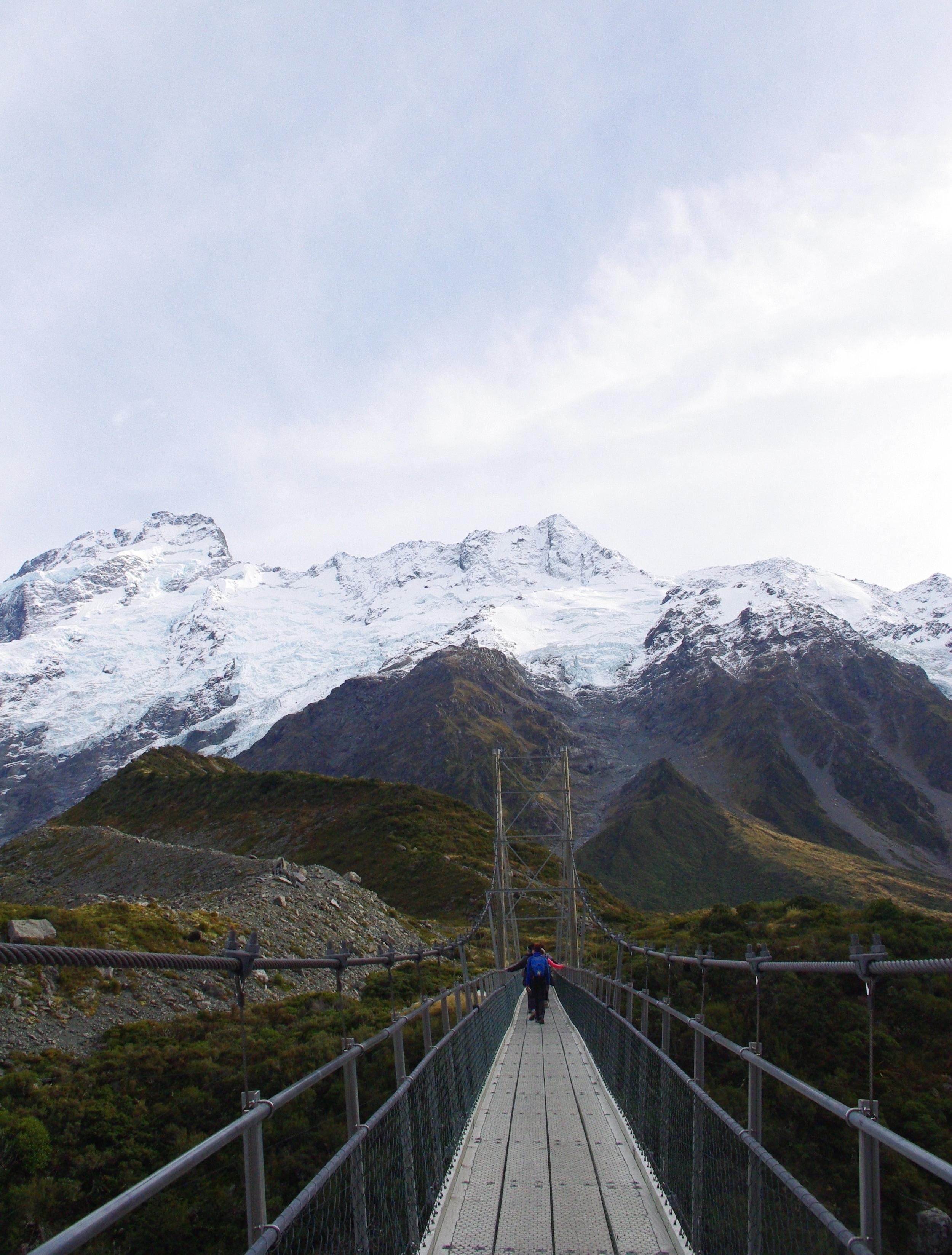 Mt. Cook, Aoraki, New Zealand