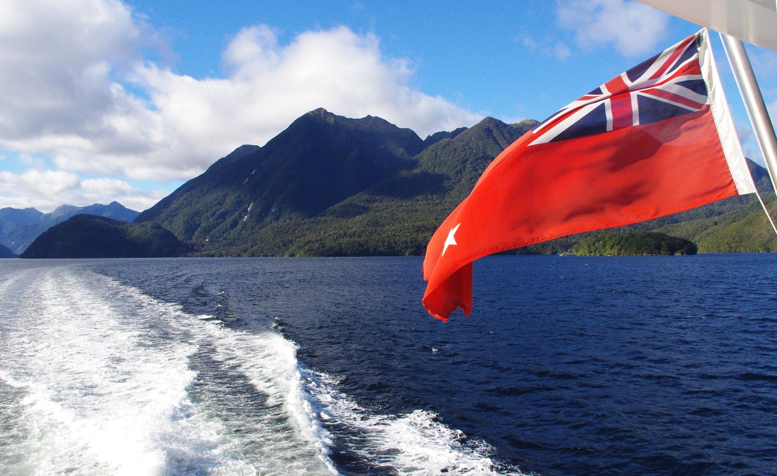 Fijordland National Park, New Zealand