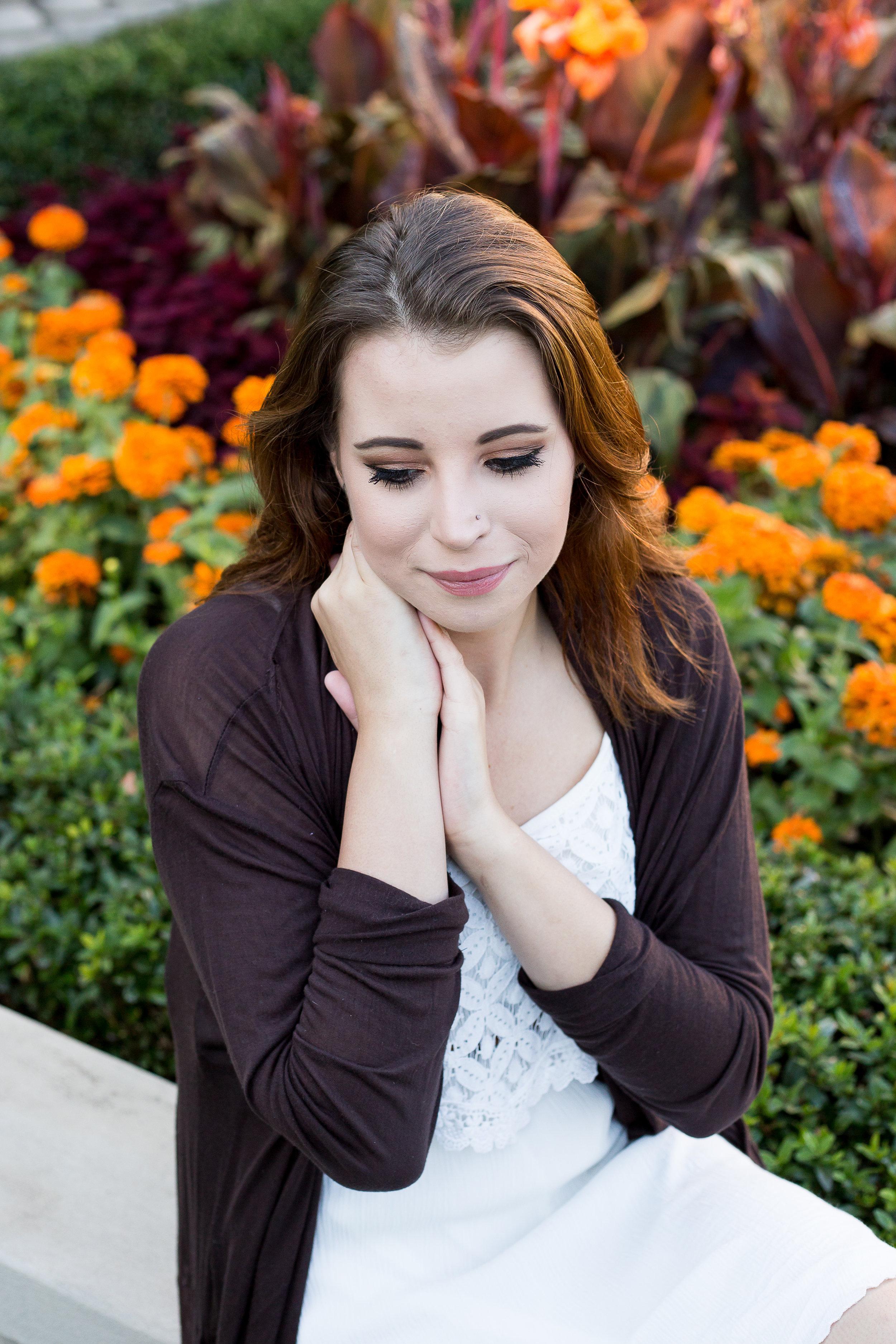 Alaina Colorado Springs Senior Portraits
