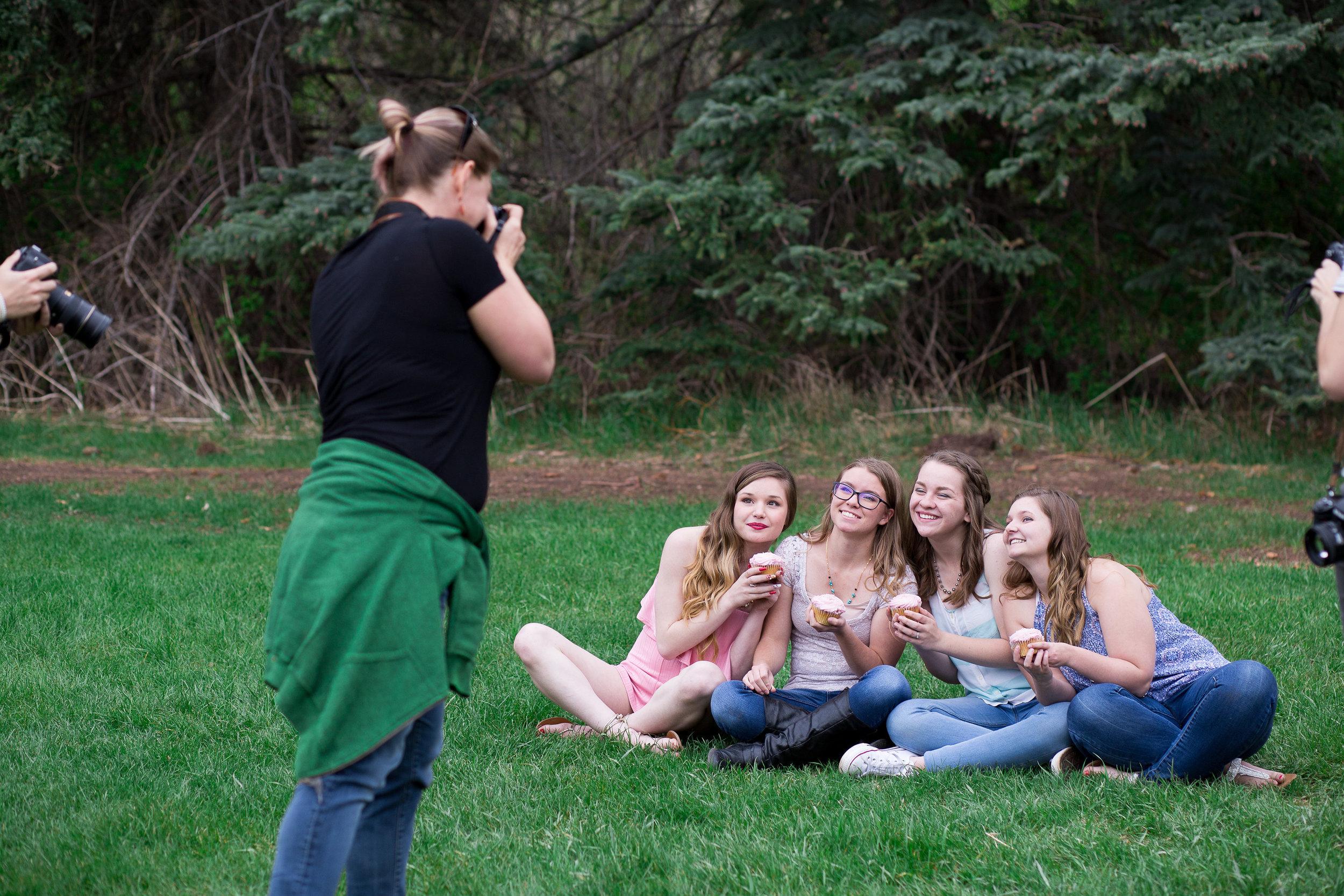 Colorado Springs Senior Portrait Photographer | Stacy Carosa Photography | Colorado Springs Senior Photography | Colorado Springs Friends Photo Session