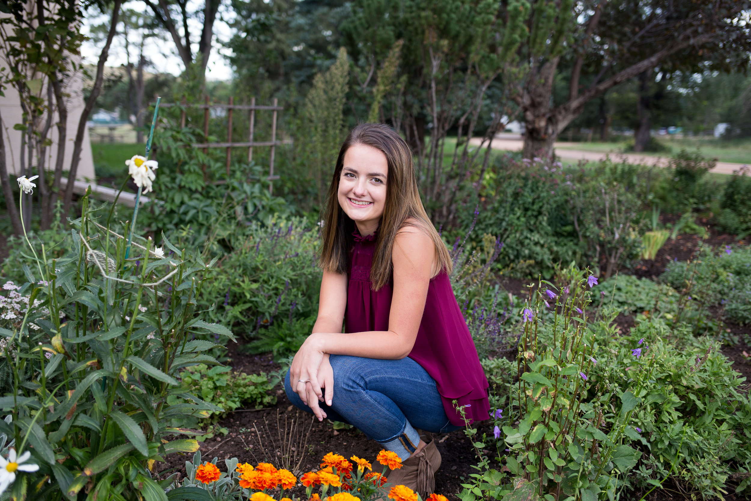 Stacy Carosa Photography | Colorado Springs Senior Photographer | Rock Ledge Ranch Senior Photos in Colorado Springs