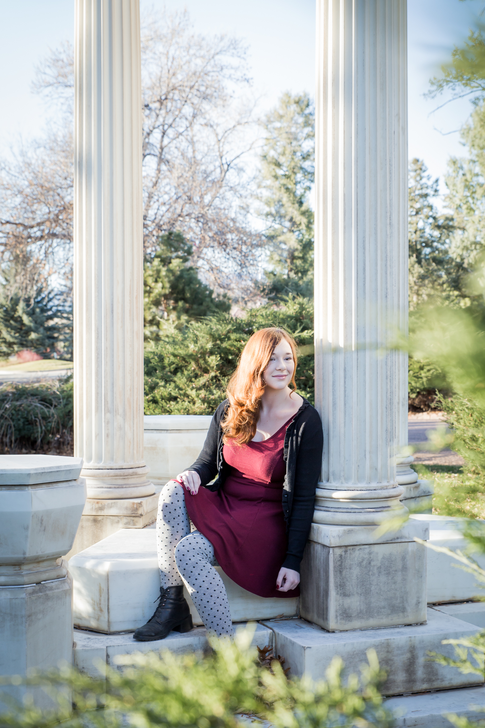 Colorado Spring Senior Portraits | Stacy Carosa Photography | Colorado Springs Senior Photographer