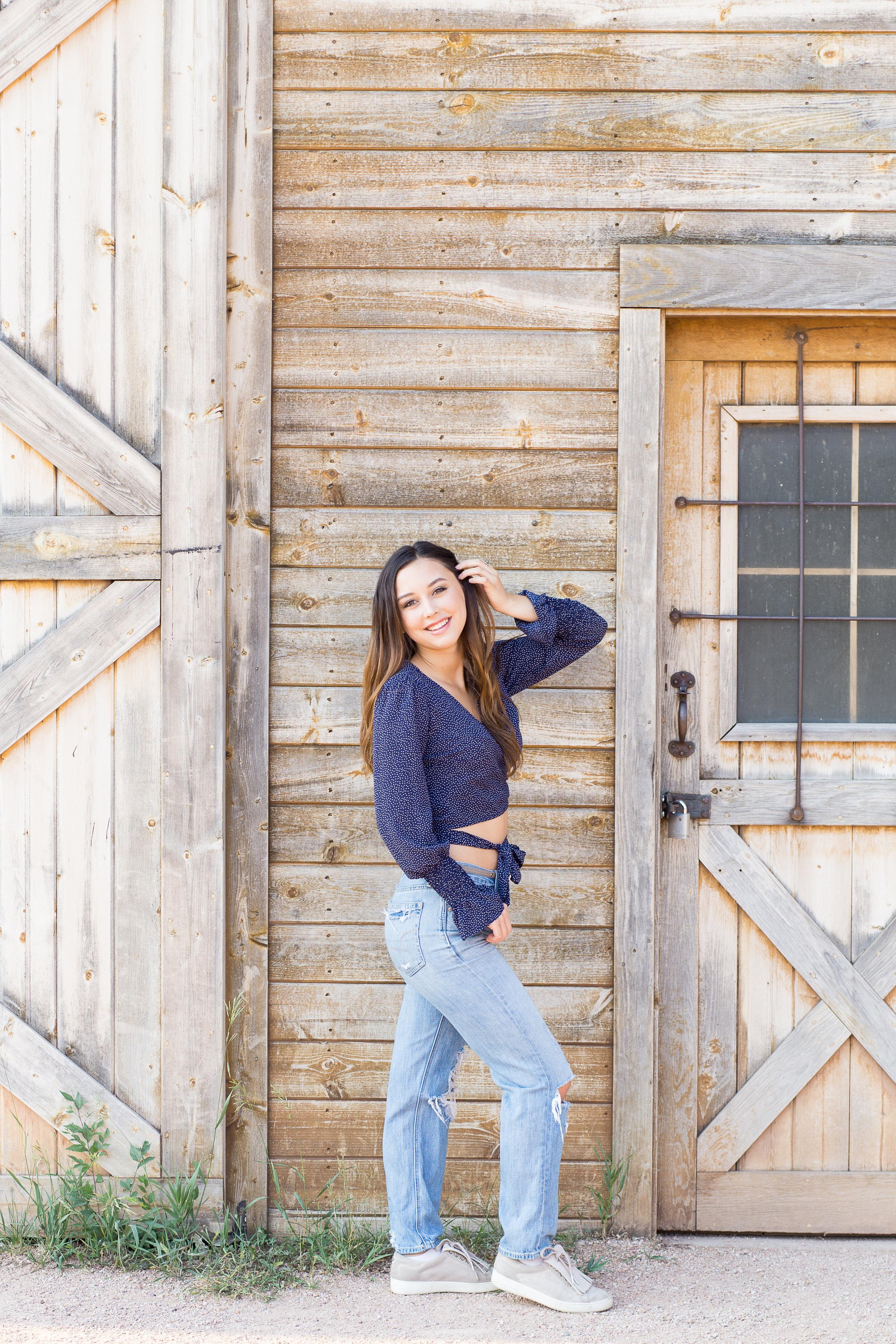 Colorado Springs Senior Photographer | Stacy Carosa Photography | Colorado Springs Senior Photography | Denver Senior Photography | Cheyenne Mountain High School