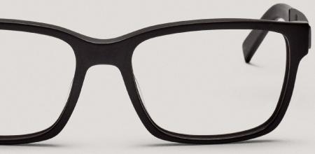 Eyeglasses frames and lenses.