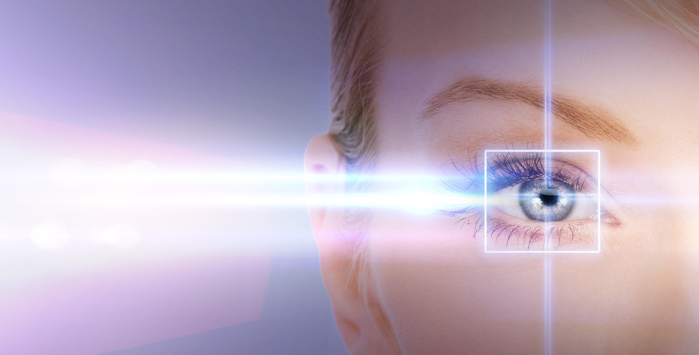 Laser refractive surgery/LASIK