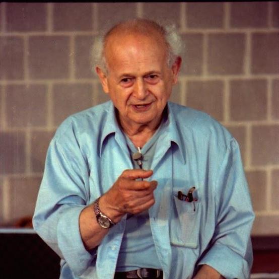 Moshe feldenkrais  (1904-1984) - Inventor of the Feldenkrais Method
