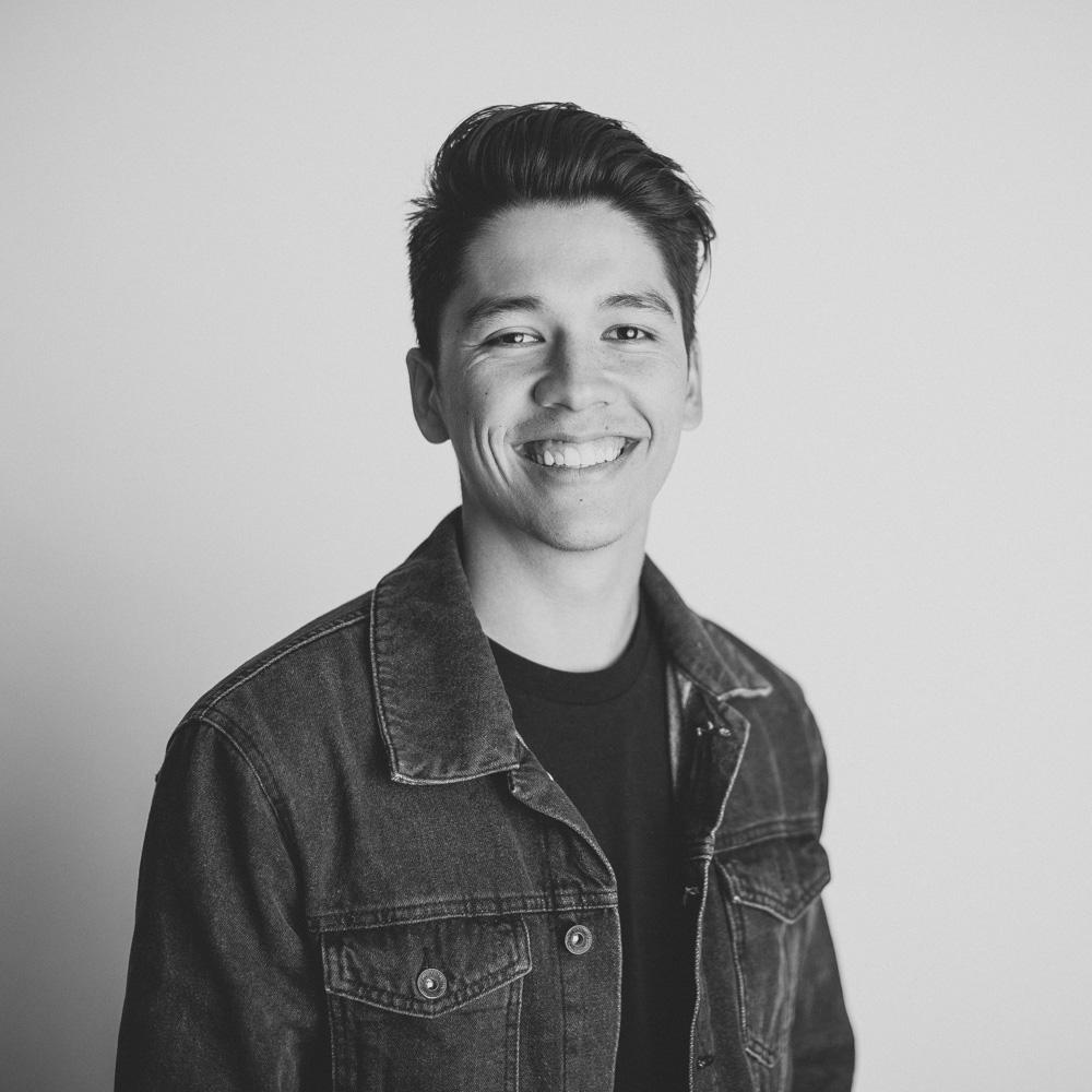 Spencer Nakamura Director of Enrollment -