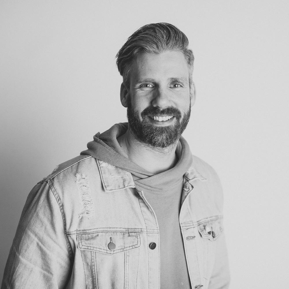 Jordan Gibbons Media Director -