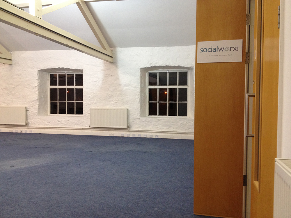 Bye bye Socialworx Kendal, it was a blast!