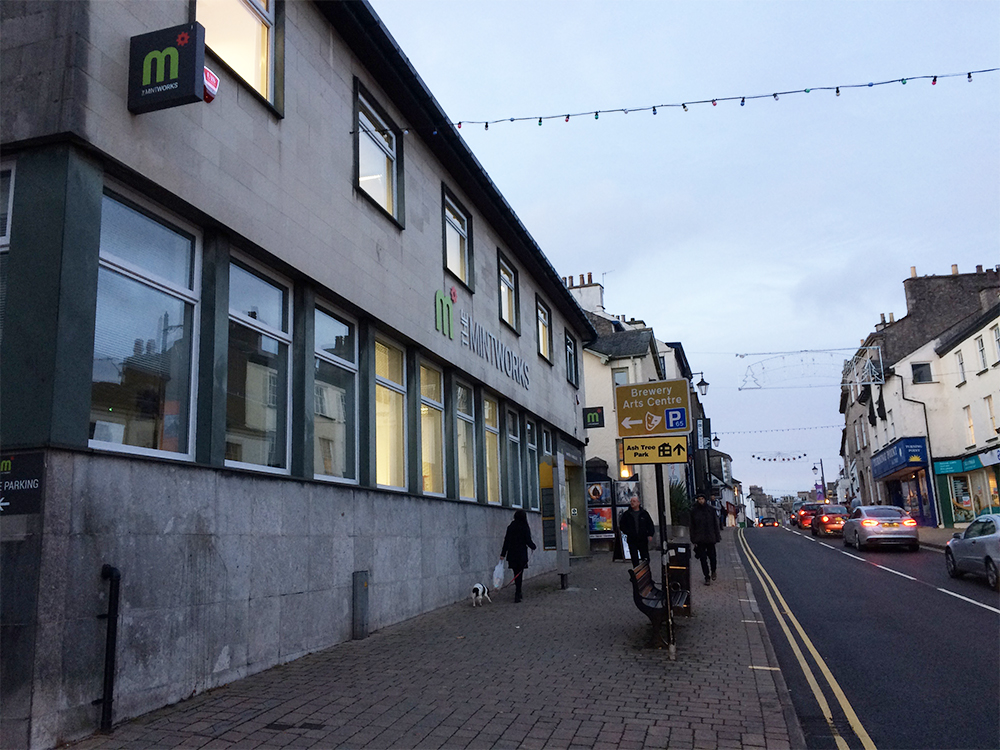 Your Stories Matter has a new home in Kendal at the heart of Explainer HQ