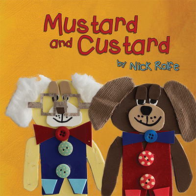 An example of a story that includes diverse characters, in this case two male dogs. But gender is not what the story is about. No reference is made to the fact these two dogs, who clearly love each other, are both of the same gender. Animals have been used throughout the  Rainbow Street Series  to make it easier for children to avoid stereotypical views of gender, race and cultural differences. They can then be taught how to apply these ideas - which make absolute sense when applied to cuddly animals - to the human race!