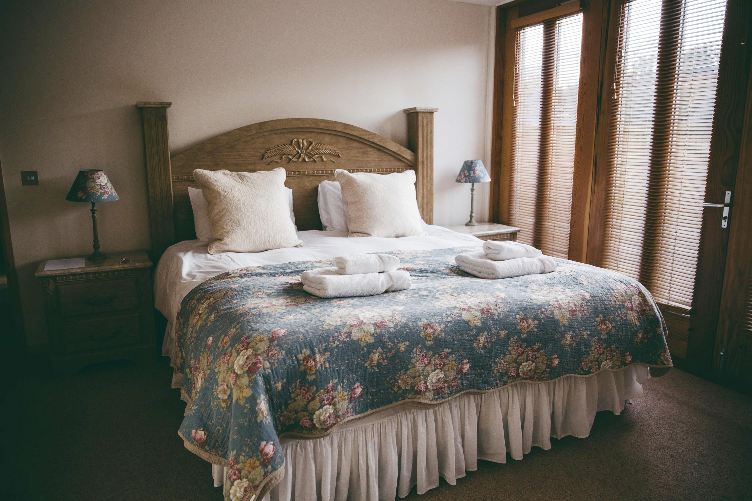 Superking bedroom