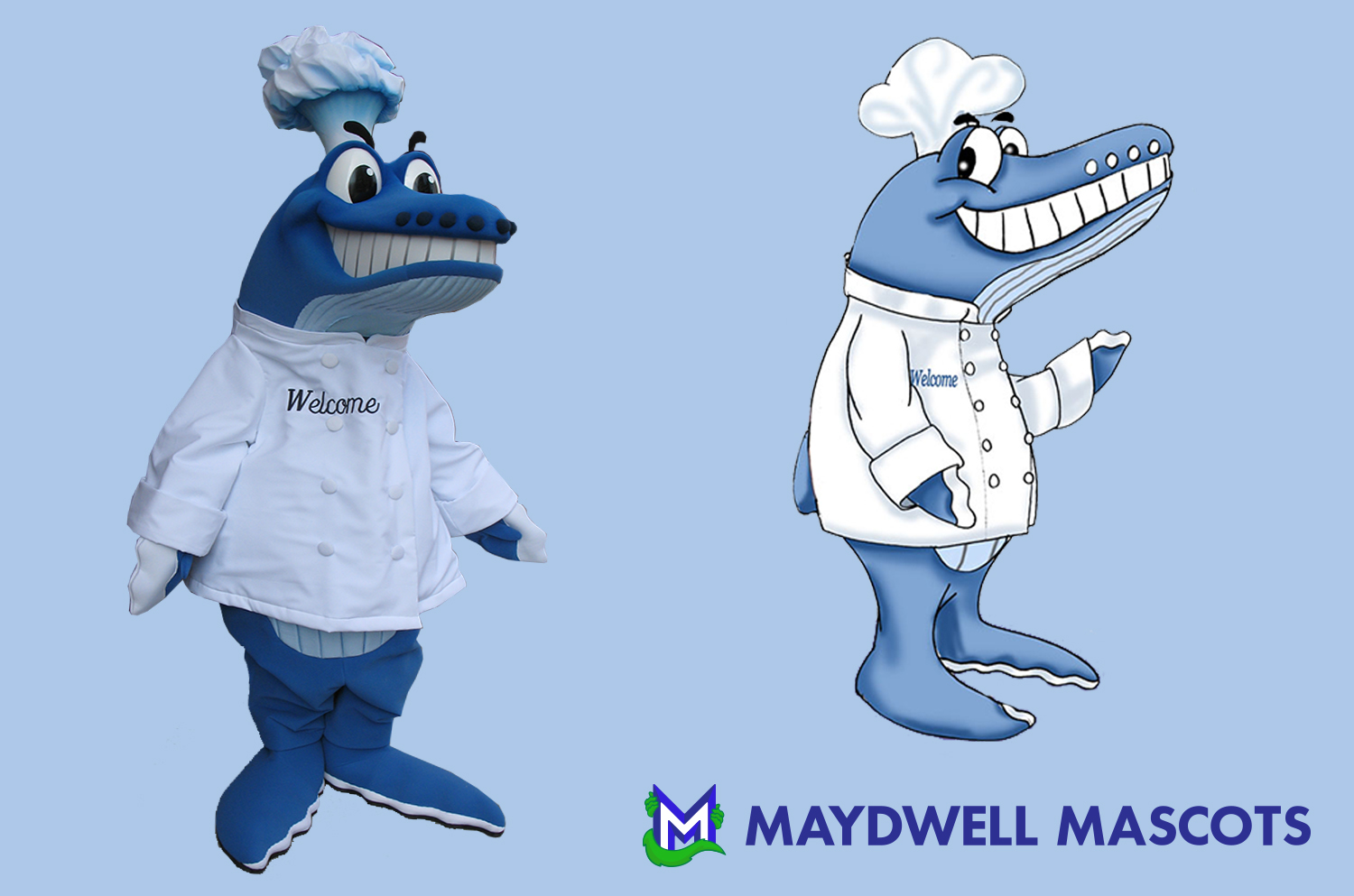 Whale Seaside Chef