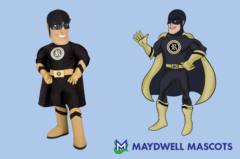 Superhero Riverside Secondary