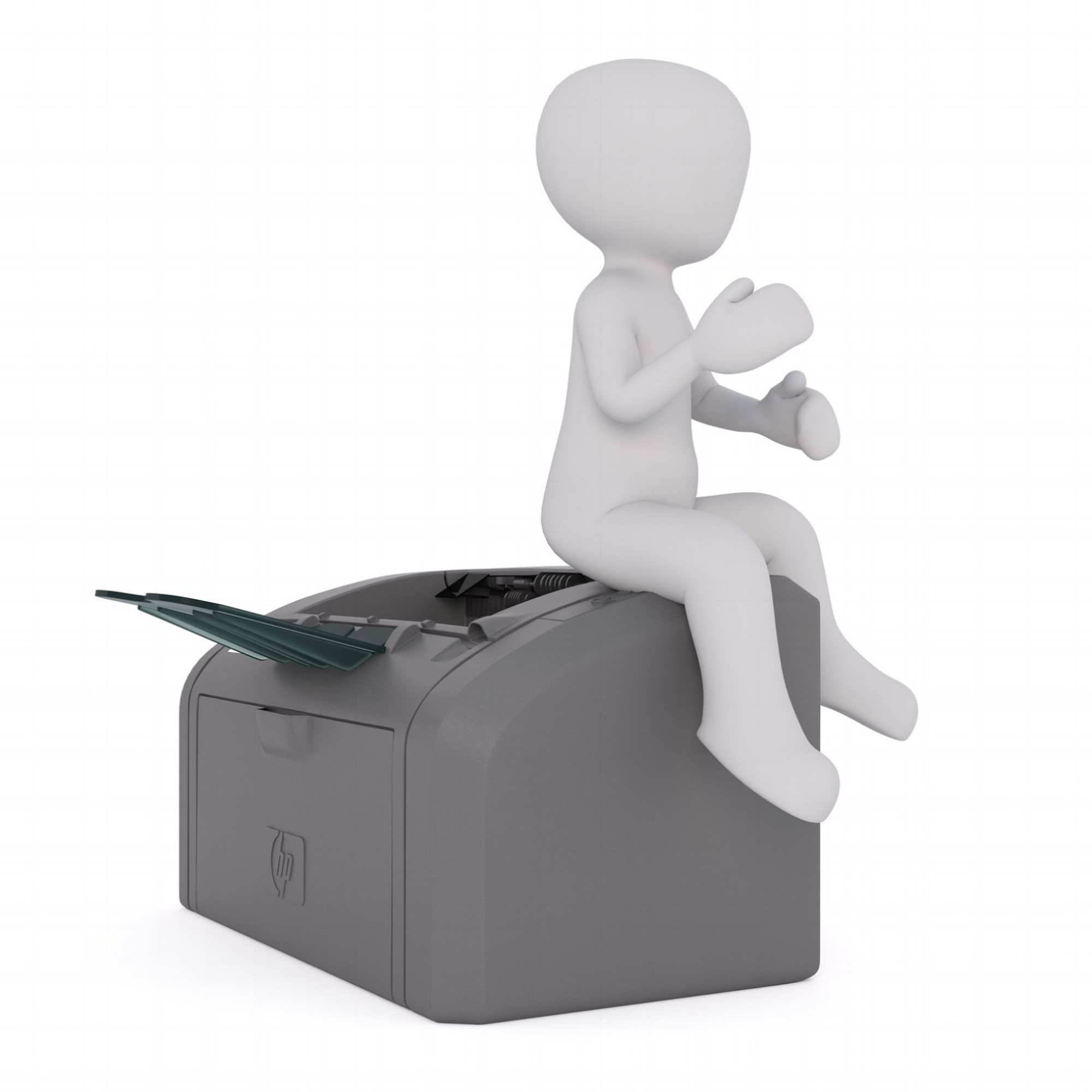Manual Scanning of Incoming Faxed Documents
