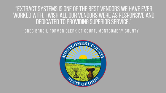 Montgomery County reduces their redaction errors and helps with identity theft.
