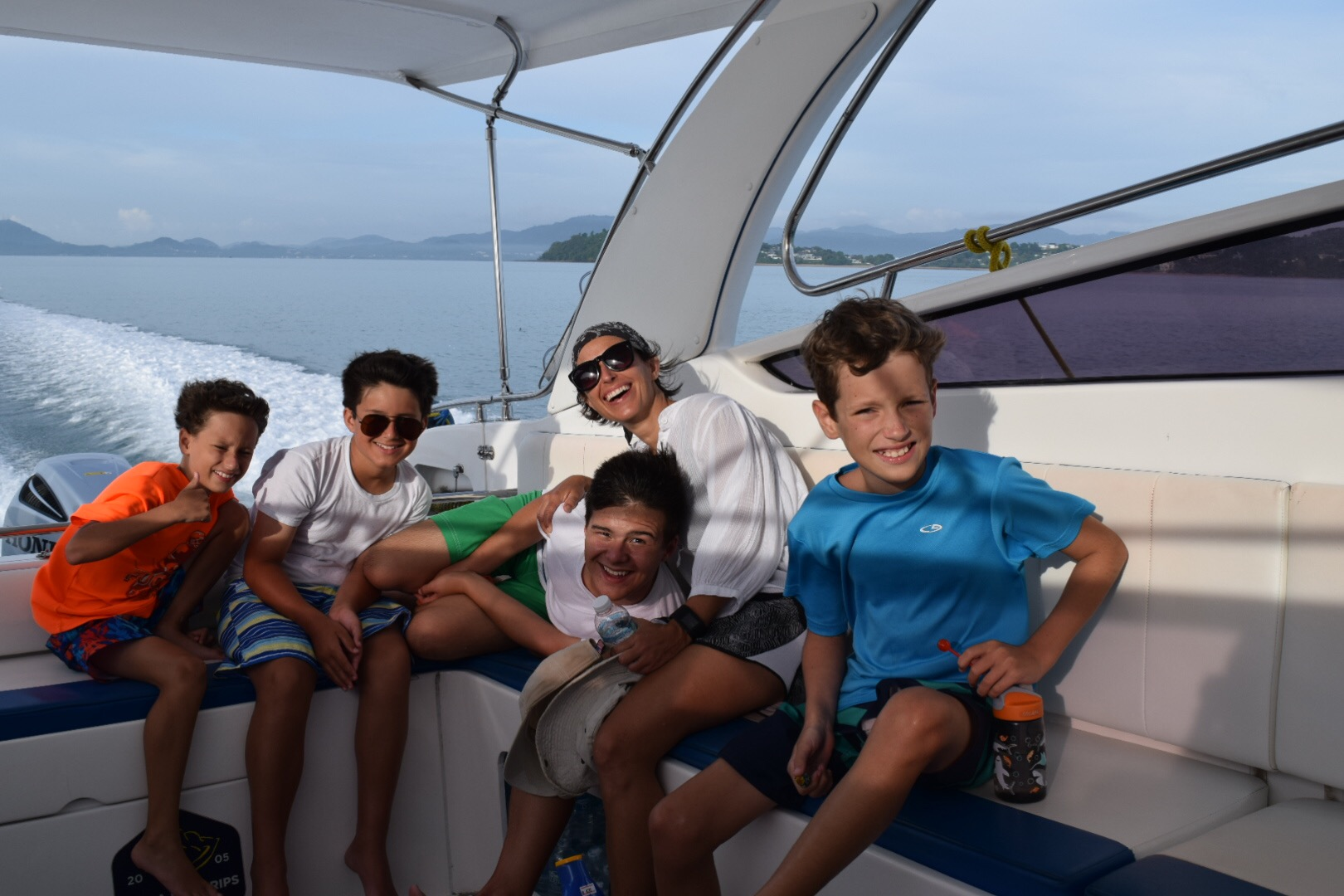 Baskins and Boys on the Boat.jpg
