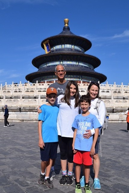 The Hall of Prayer for Good Harvests, at the Temple of Heaven.