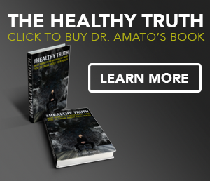 Purchase Dr. Joey Amato's Newest Book:                              THE HEALTHY TRUTH