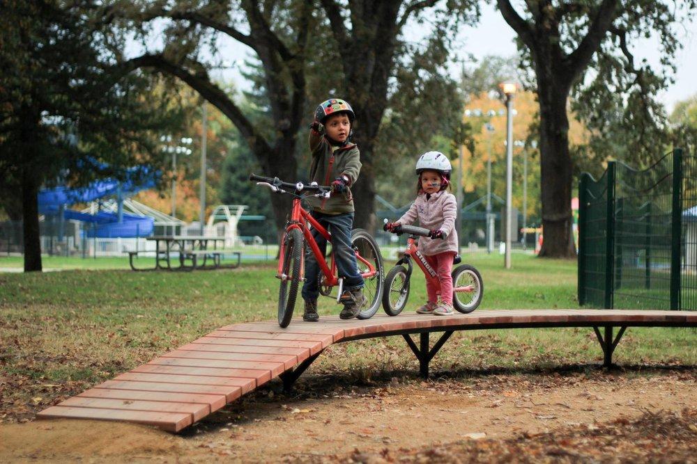 Caldwell Junior Bike Park Grand Opening Recap — Redding