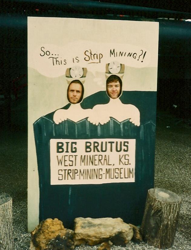 Big Brutus - West Mineral, KS