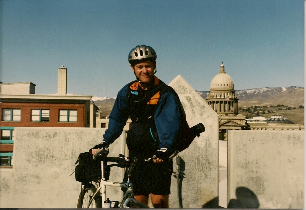 Life as a bicycle messenger (Boise, Idaho)