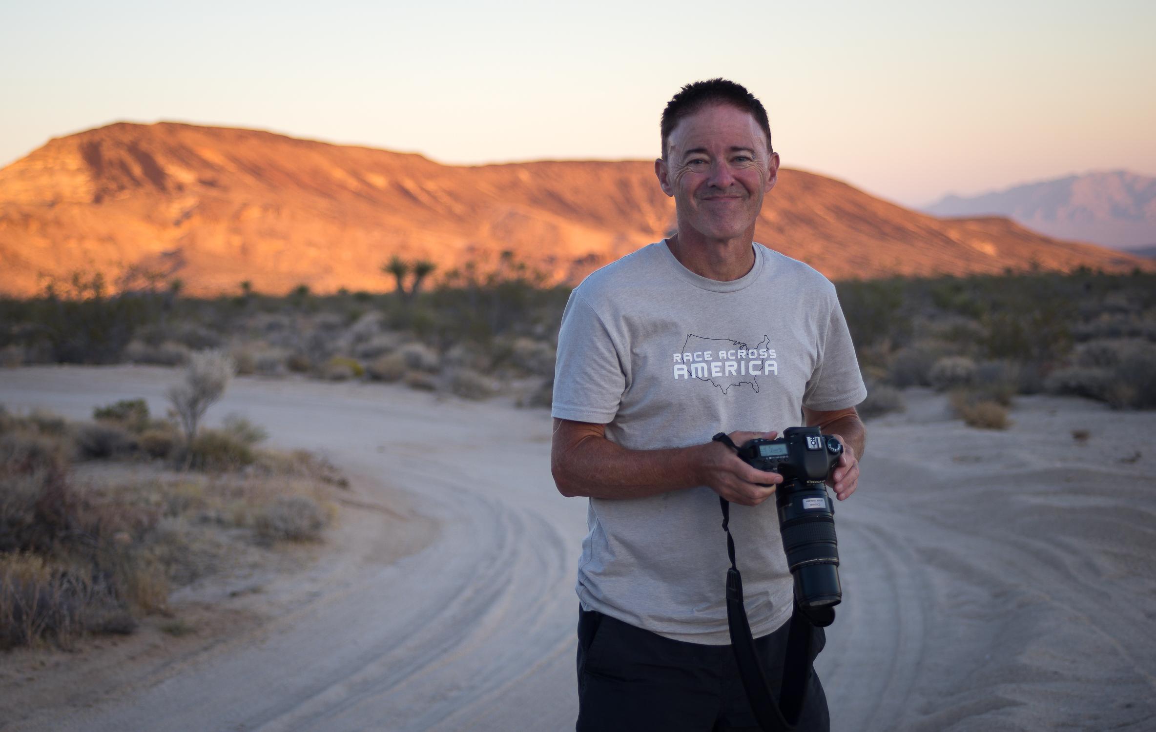 Mojave Preserve in California. Photo by Eric Peffer