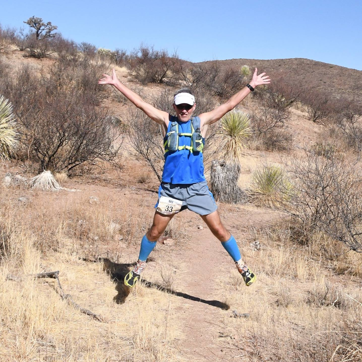 Oracle Rumble 2017-near mile 17 on AZ Trail. 32 miles total.Taken by Damion Alexander.jpg