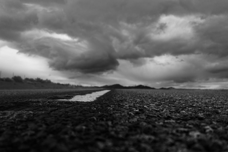Near Highway 50 - The Loneliest Road in America