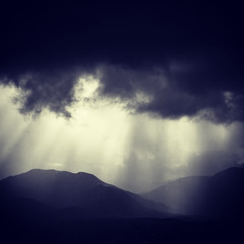 Passing turmoil in the Catalina Mountains near Tucson,  Arizona.  #arizona #blackandwhite #blackandwhitephotography #catalinamountains #capturingthemoment #mountains #storm #catalina #getoutside #landscapephotography