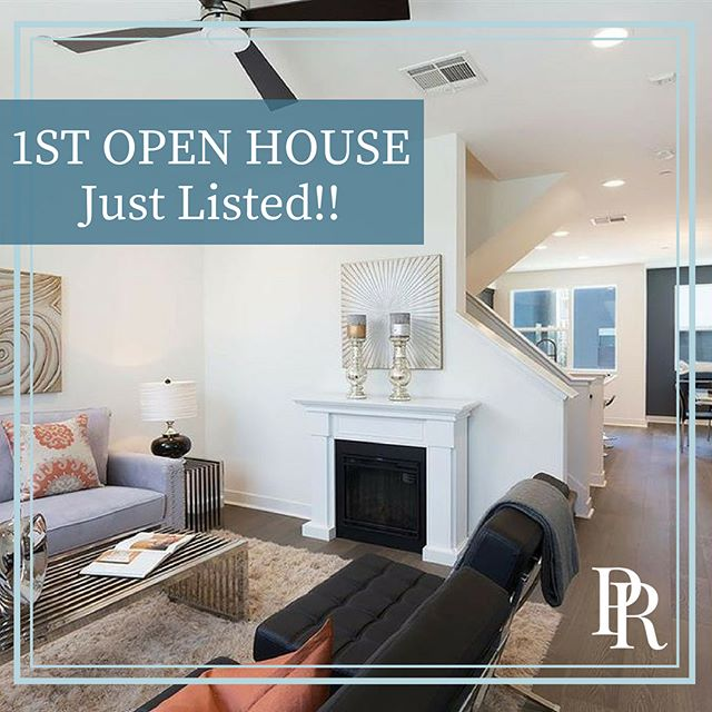 """Fab. Modern. Updated. Oakland Townhouse! ⠀ NEW Just Listed. ⠀ FIRST OPEN!! Sun 6/24 2:00-4:30PM⠀ ⠀ 1510 Pullman Way 