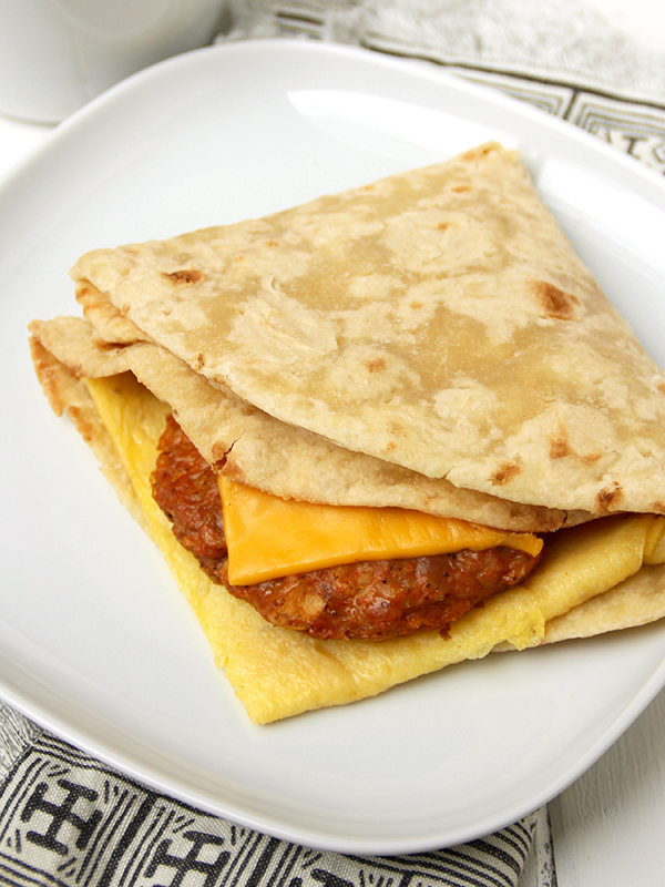 Breakfast Piadina