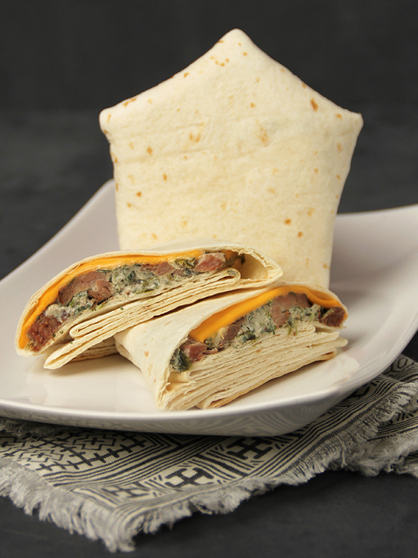 Specialty Steak Wrap