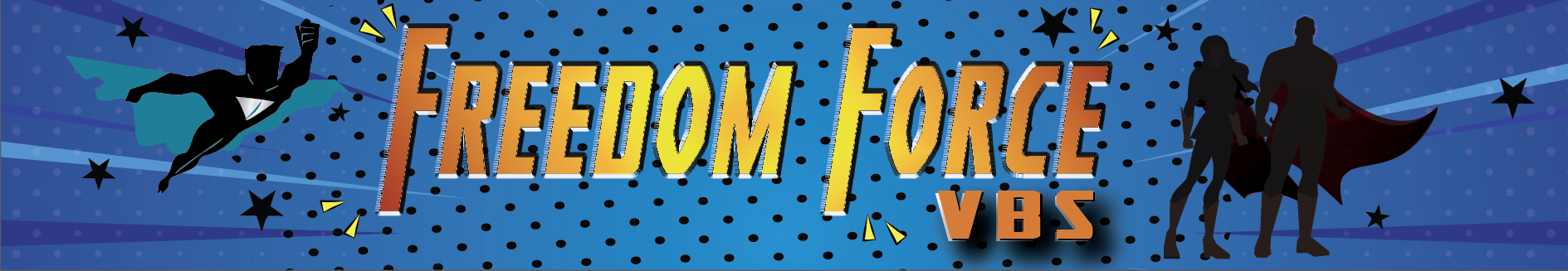 Freedom Force VBS Banner
