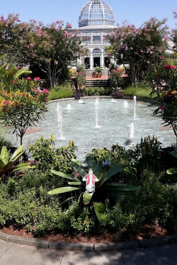 Ginter Gardens Richmond