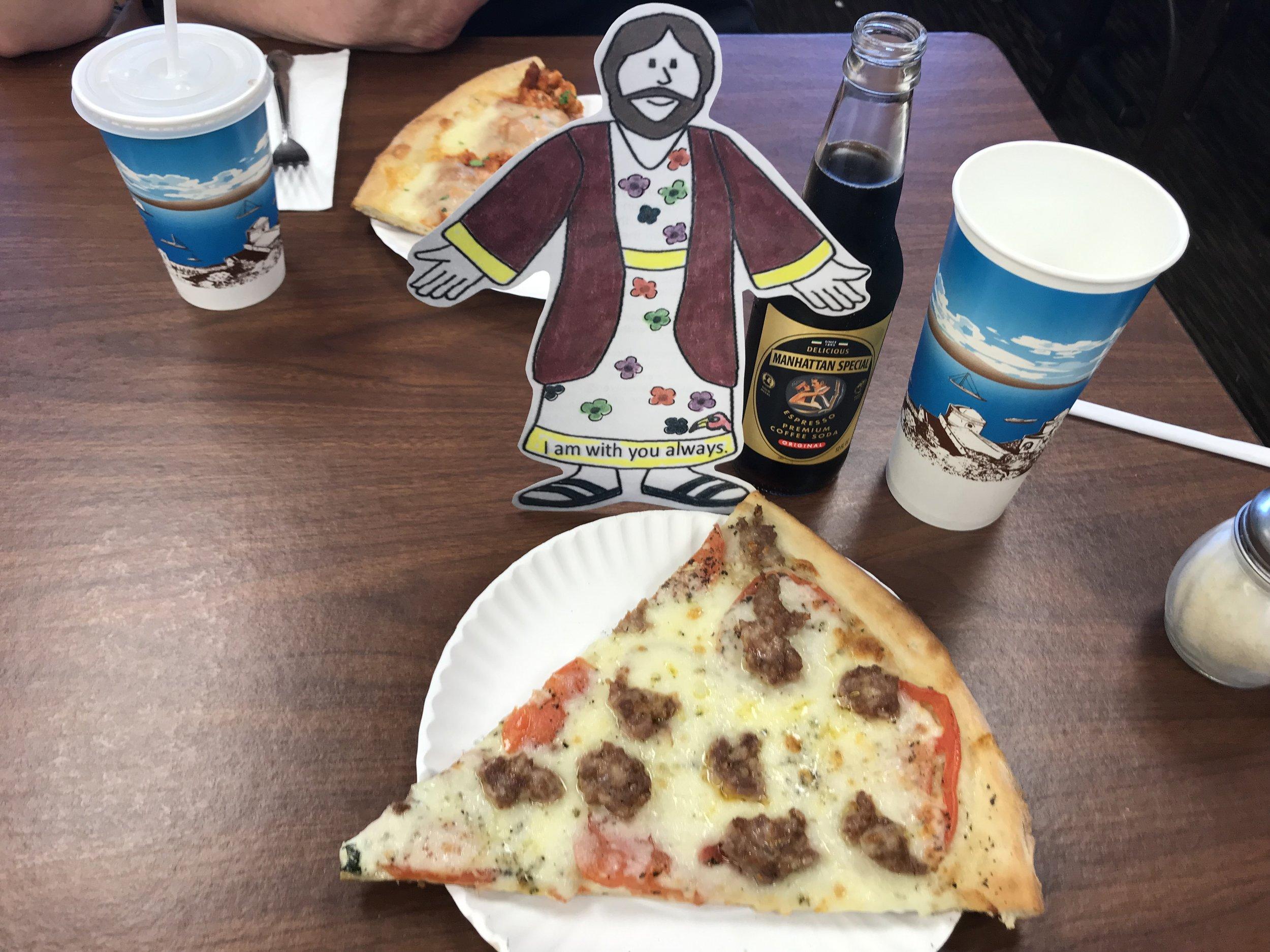 Pizza in Toms River