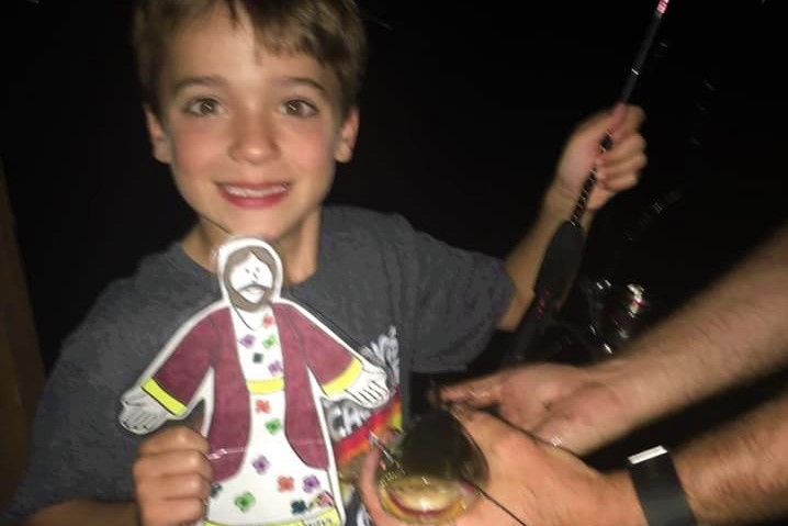 Fishing with Jack Galbavy